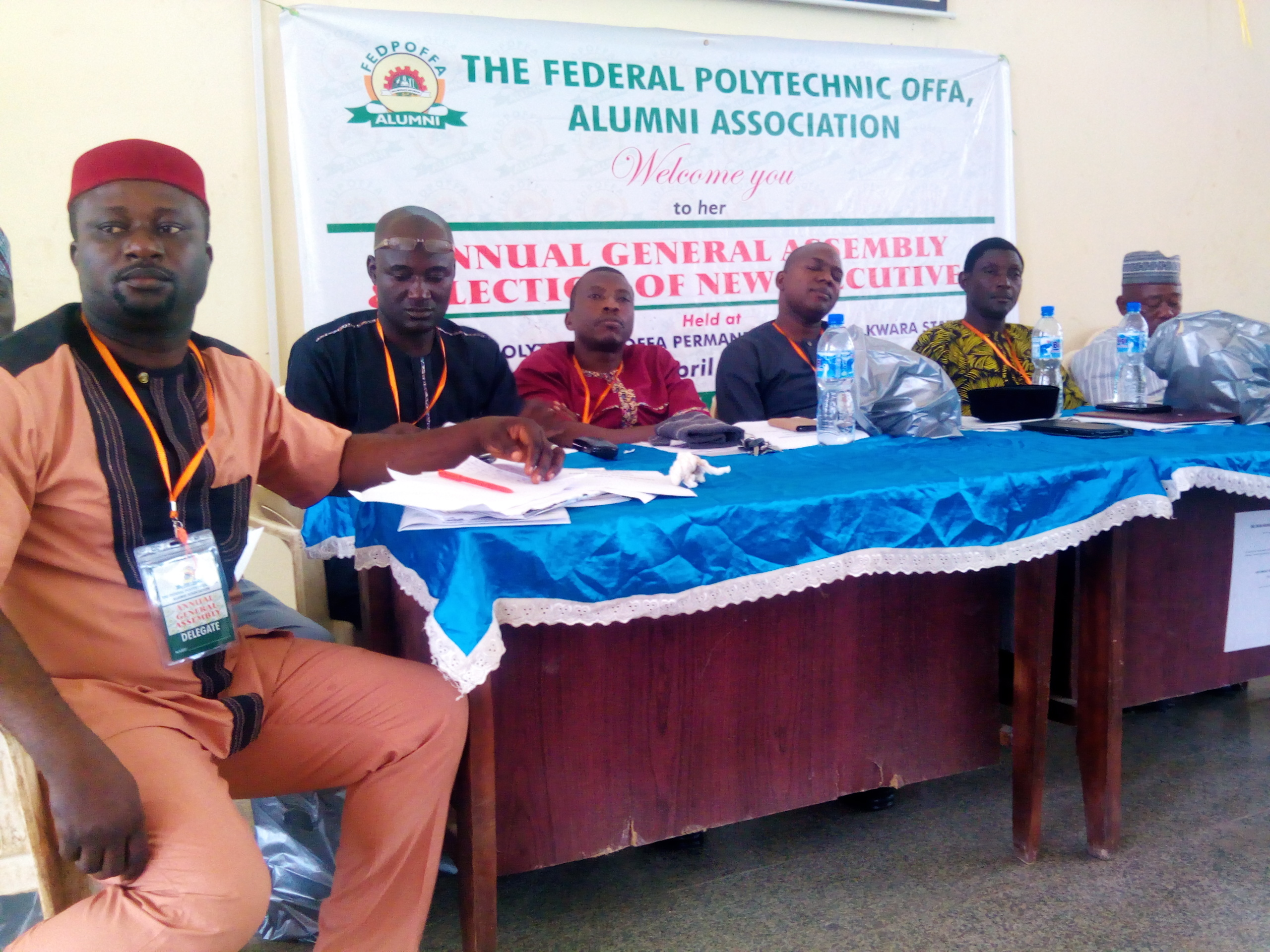 2018 Annual General Assembly